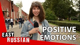 Positive emotions | Super Easy Russian 12