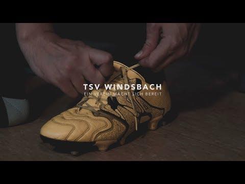 1. Halbzeit: TSV Windsbach vs. 1. FC Nürnberg - NÜRNBERGER FanMatch 2017