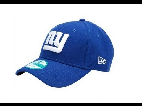 New York Giants First Down 9Forty Adjustable Hat By New Era