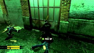 Watchmen: The End is Nigh: Part 1 (PC) walkthrough - Chapter 2