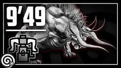 "WORLD RECORD - Behemoth SOLO 9'49"" | Monster Hunter World"