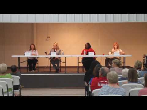 Pearson Political Forum Pt. 1