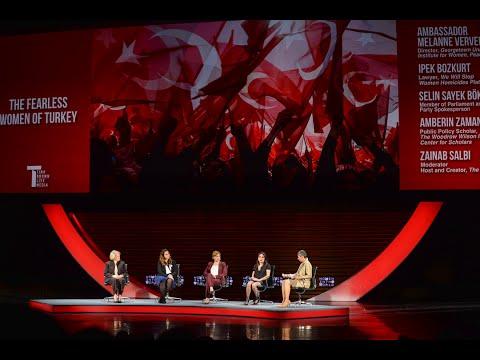 The fearless women of Turkey