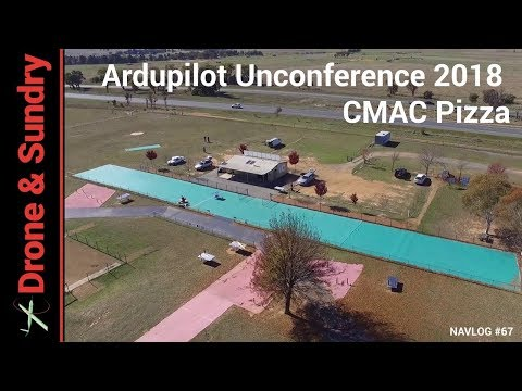ArduPilot Unconference flying from the CMAC field Canberra