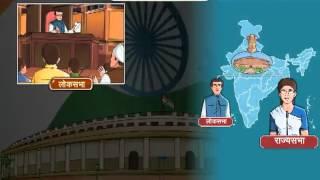 Civics - Class 7 - Union Government - The Legislature