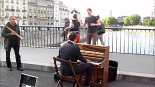 Swinging in Paris 12-05-2012 Koen & Anouk.wmv