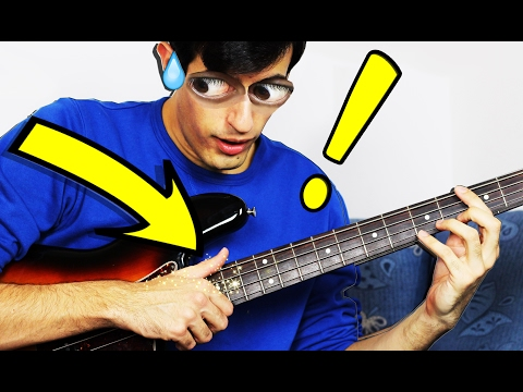 Download Youtube: BASS SOLO but every time I SLAP it gets 10% FASTER