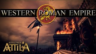 Video Total War Attila Factions - The Western Roman Empire download MP3, 3GP, MP4, WEBM, AVI, FLV November 2017