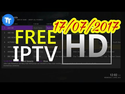 Free IPTV +6,000 World Channels and mix Playlist