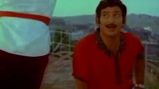 Agniparvatham Movie    Goda Duki Video Song    Krishna,Vijayashanti