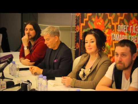 Олег Газманов и Тамара Гвердцители - Вороной