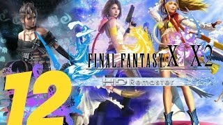 Final Fantasy X-2 HD Remaster English Walkthrough Part 12 - Dark Bahamut & Dark Knight Sphere