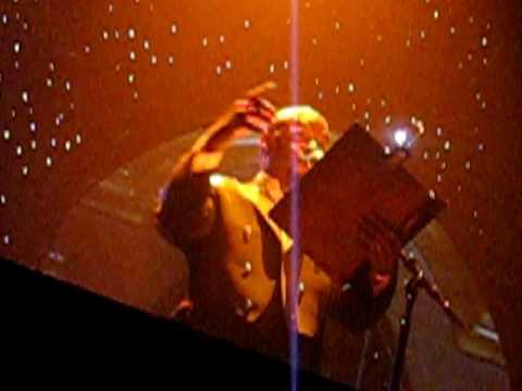 Trans-Siberian Orchestra TSO pre-A Final Dream Narration 4/2/2010 Hartford