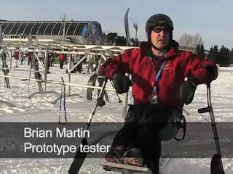 Affordable sit-ski hits the slopes