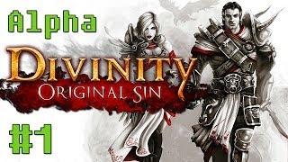 Thumbnail für das Divinity: Original Sin (Alpha) Let's Play