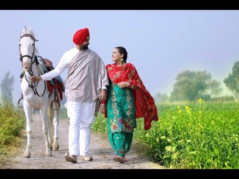 Beautiful post wedding punjabi Tarish & Ginni