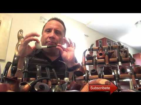 Pipas de Fumar Mr Brog Madera de Ceresa 26 abril 2020 Es from YouTube · Duration:  2 minutes 59 seconds