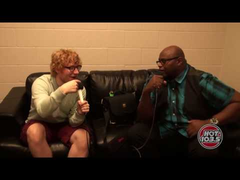Ed Sheeran Full Interview with SugaBear (#SBInTheMorning)