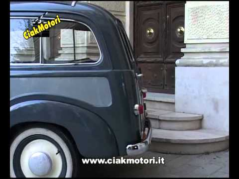fiat 500 c belvedere - youtube