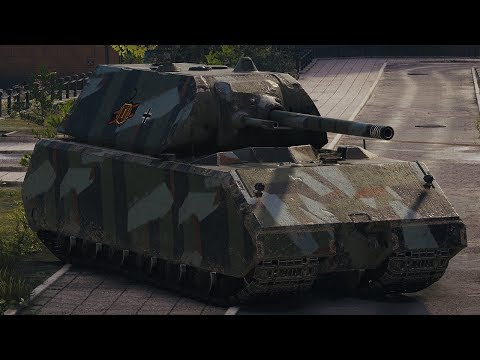 World of Tanks Maus - 5 Kills 10,4K Damage thumbnail