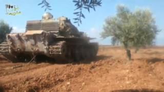 10 10 2015  Сирия  Запись боевиков