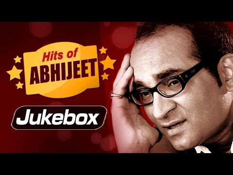 Best of Abhijeet Bhattacharya Song JUKEBOX {HD} - Evergreen Old Hindi Songs