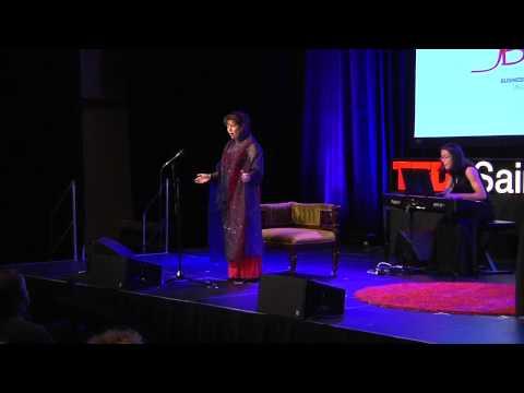 Folle de l'opéra. : Carole Cyr à TEDxSainteMarie.