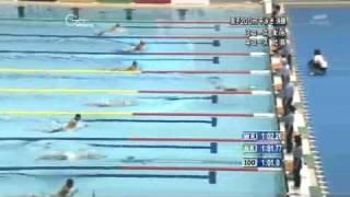 200m breaststroke - Kosuke Kitajima 北島康介