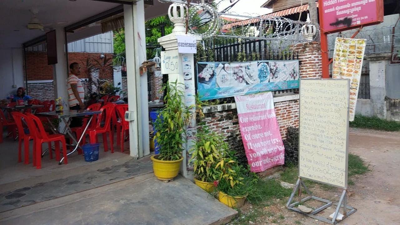 Lokalne jedzenie w Kambodży – Kambodża 2017 #4