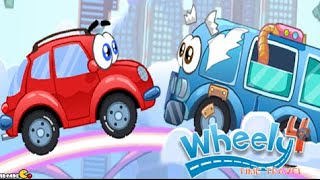 Wheely 4: Time Travel Full Gameplay Walkthrough