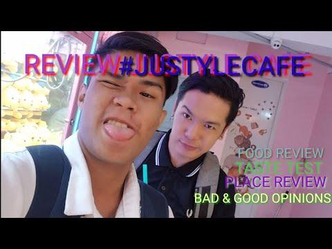 JUSTYLE CAFE - PEDRO GIL LRT STATION COR TAFT AVENUE / PART 1