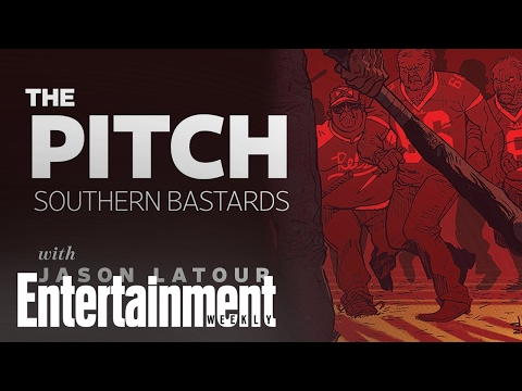 Comic Artist Jason Latour explains why 'Southern Bastards' is for everyone