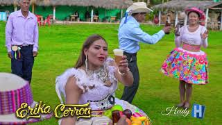Erika Cerrón 2018 - Tomando por las mañanitas ► Santiago   ✅ᴴᴰ