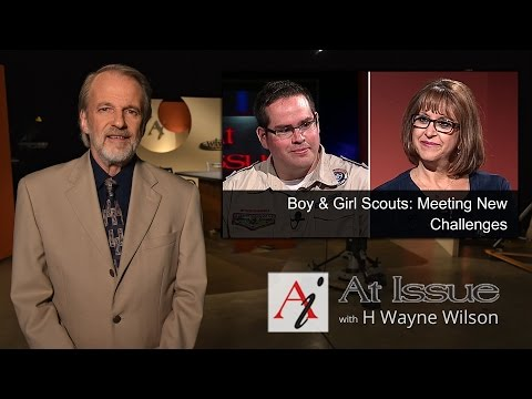 At Issue #2932 - Boy & Girl Scouts: Meeting New Challenges