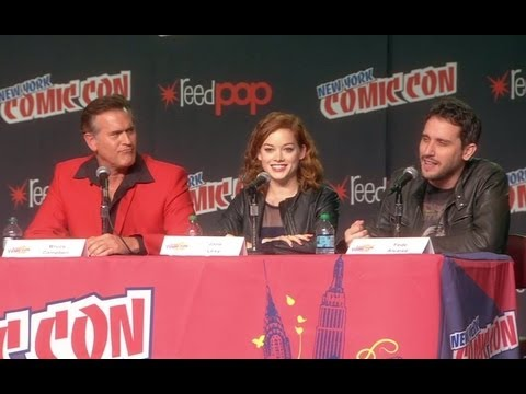 Evil Dead - New York Comic-Con 2012 (HD)