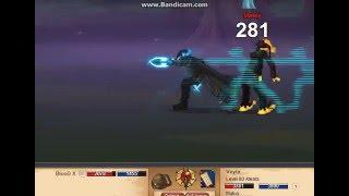 DragonFable Soulweaver class new Artifact bonus