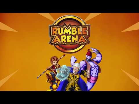 Rumble Arena: Super Smash Legends 1