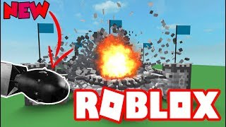 Roblox: Destruction Simulator | *LEGENDARY* Black Hole Bomb!