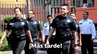 Policía Federal atiende un llamado de la ciudadanía