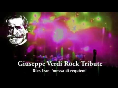 Dies Irae. Giuseppe Verdi Rock Tribute
