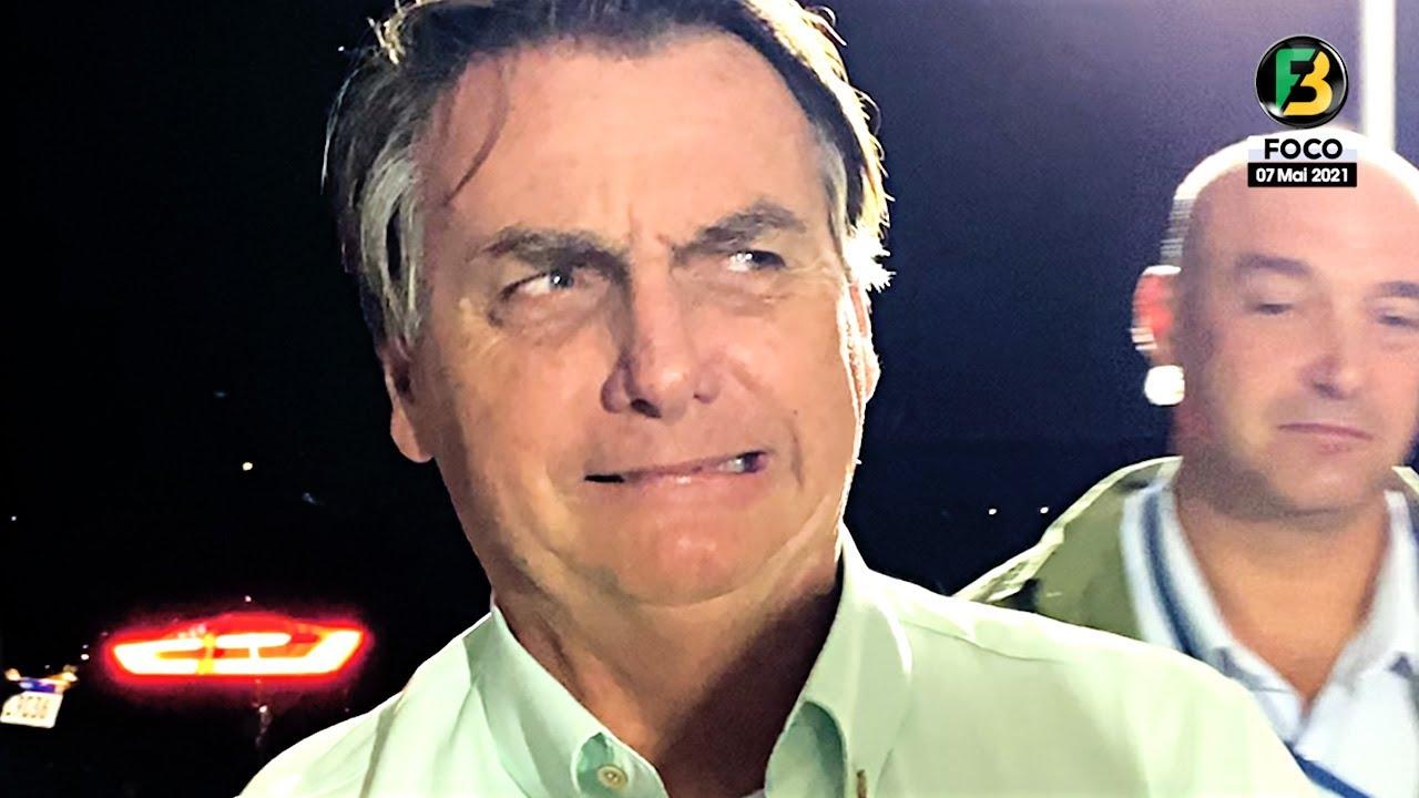 Bolsonaro é surpreendido por declaração de criança, comenta Nelson Piquet x Globo e mais