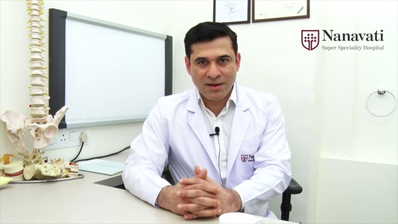 Dr Mihir Bapat - Know about the spine