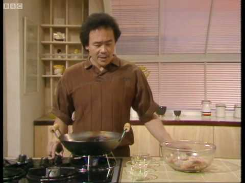 Black Bean Chicken Stir Fry - Ken Homs Chinese Cookery - BBC