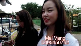 Ncig Noj Mov Rawg Ntu Kev Nyob Vientiane Laos