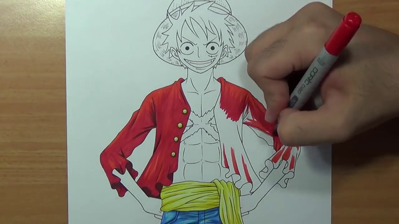Drawing luffy post timeskip one piece is important information accompanied by photo and hd pictures sourced from all websites in the world. Drawing Luffy Post Timeskip One Piece Youtube