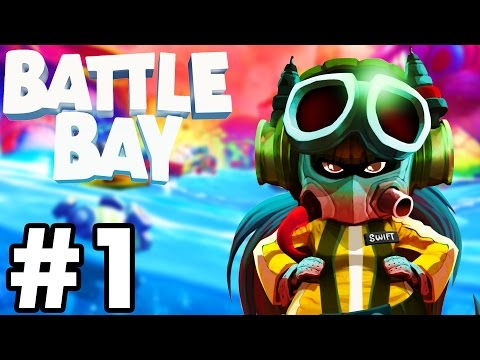 *NEW* 3D DIEP.IO...!!!! | BEST NEW MOBILE GAME??! | New Battle Bay Gameplay Part 1