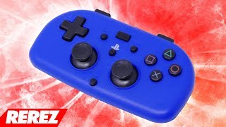 HORI Mini PS4 Controller Review - Rerez