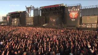 HAMMERFALL - LIVE WACKEN 2012 - FULL CONCERT