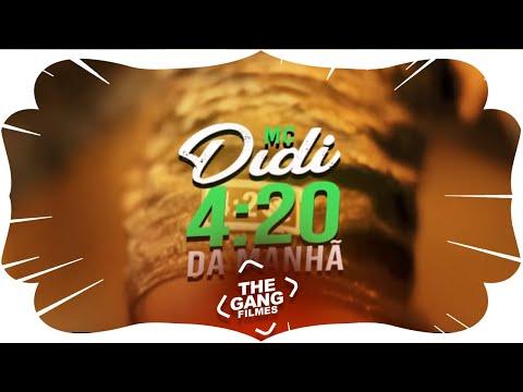 MC Didi - 4:20 (Video Clipe)  Lançamento música de funk 2018