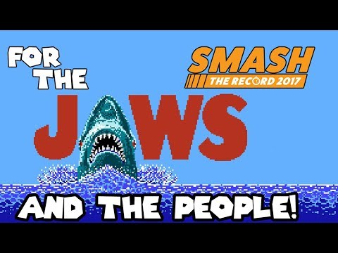 This Is A BAD Game! JAWS Charity Run For Smash The Record!